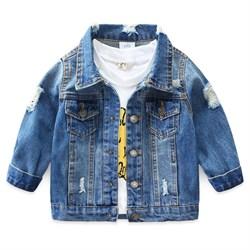 Джинсовая куртка BabyKids Element 8827