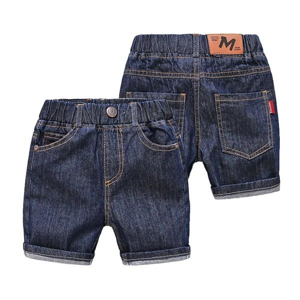 Джинсовые шорты BabyKids Element kz-b111 - фото 18281