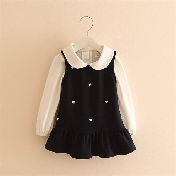Платье 2 в 1 BabyKids Element 1218 - фото 20851