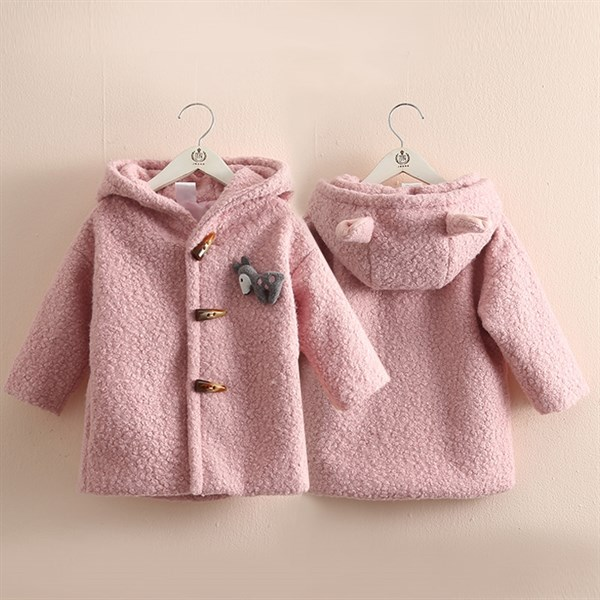 Пальто BabyKids Element 8960 - фото 24027