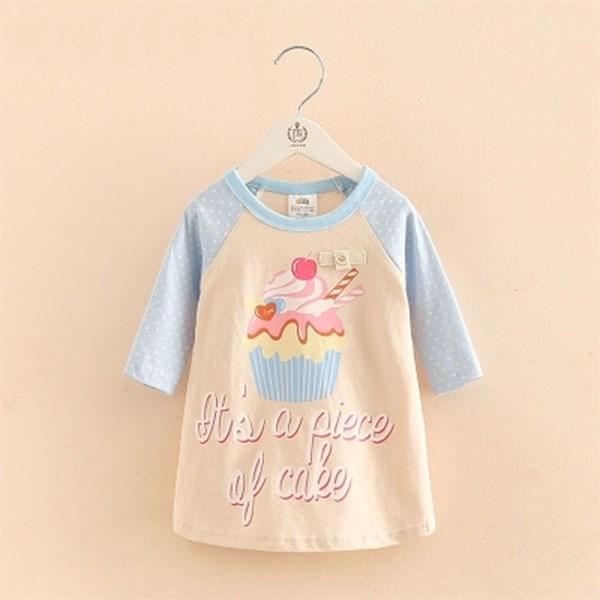 Платье/туника BabyKids Element 8201 - фото 25761