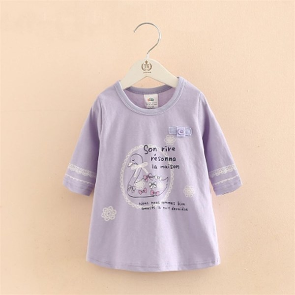 Платье/туника BabyKids Element 8201 - фото 25763