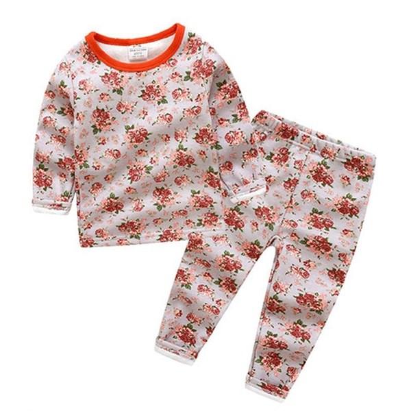 Пижама утепленная BabyKids Element 0522 - фото 33607