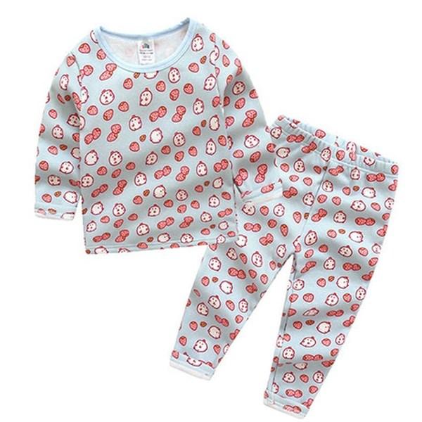 Пижама утепленная BabyKids Element 0522 - фото 33627