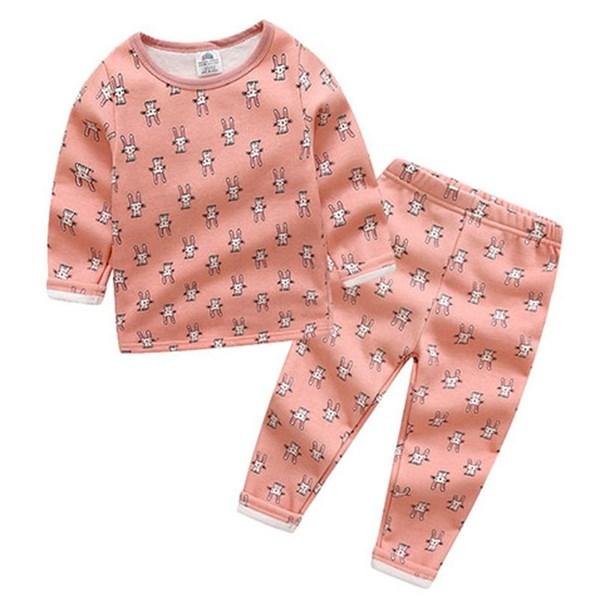 Пижама утепленная BabyKids Element 0522 - фото 33637