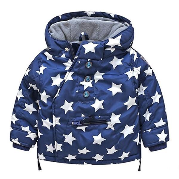 Куртка (ВЕСНА-ОСЕНЬ)  BabyKids Element 5751 - фото 34262