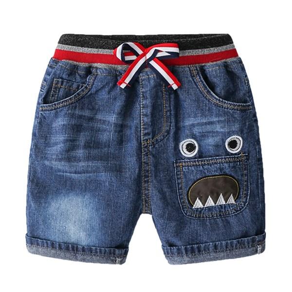 Джинсовые шорты BabyKids Element с106 - фото 40683