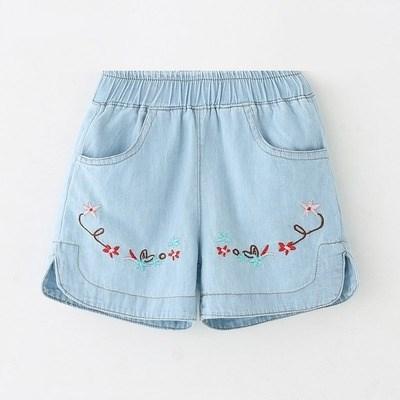 Джинсовые шорты BabyKids Element c330  - фото 45623