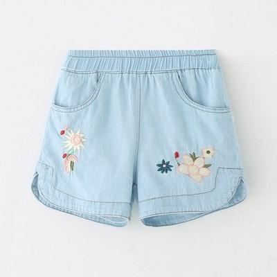 Джинсовые шорты BabyKids Element c330 - фото 45635