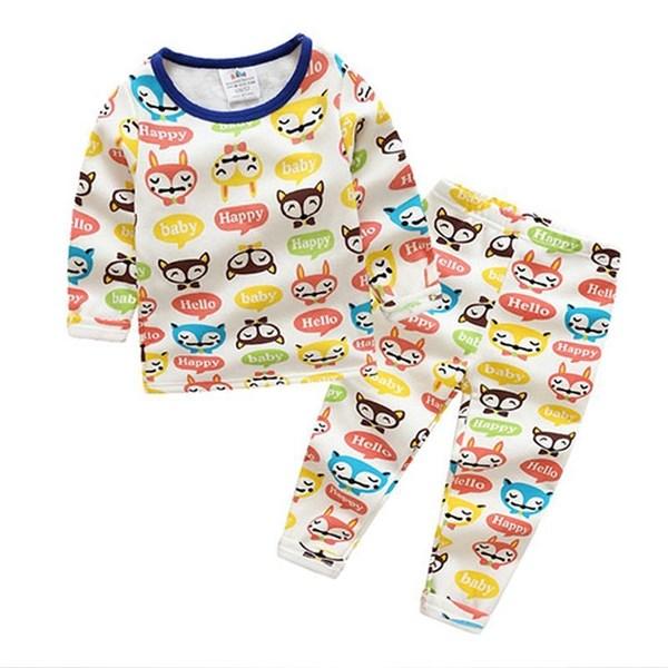 Пижама утепленная BabyKids Element 0522 - фото 49265