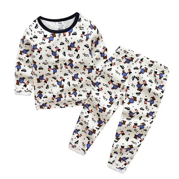 Пижама утепленная BabyKids Element 0522 - фото 49277