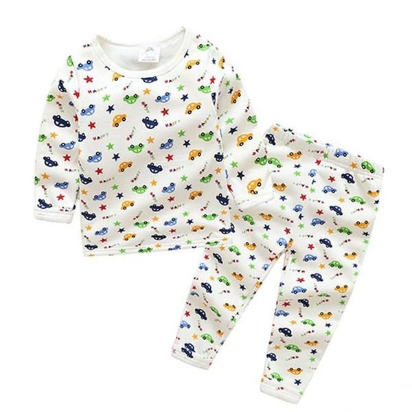 Пижама утепленная BabyKids Element 0522 - фото 49295