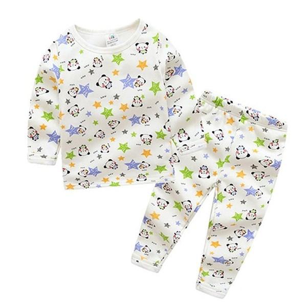 Пижама утепленная BabyKids Element 0522 - фото 49307