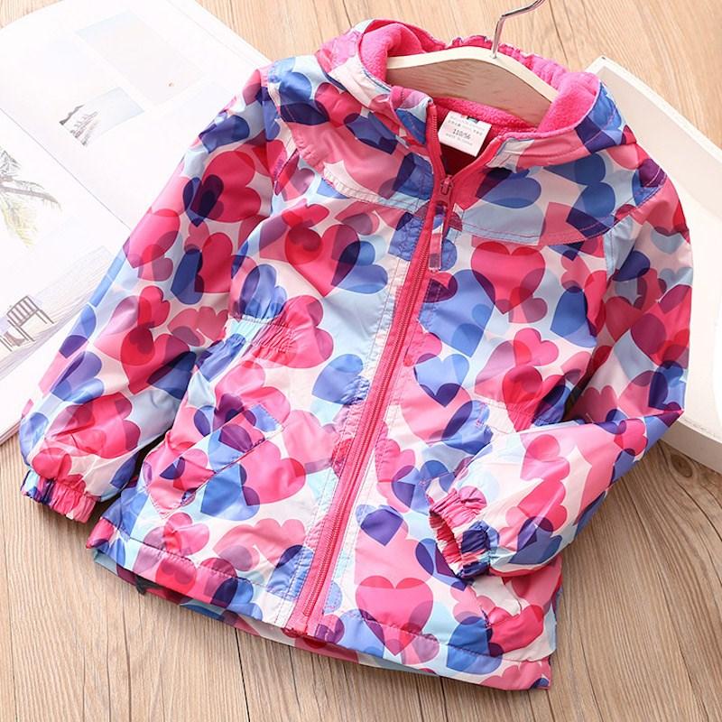Куртка на флисе BabyKids Element 8975 - фото 78163