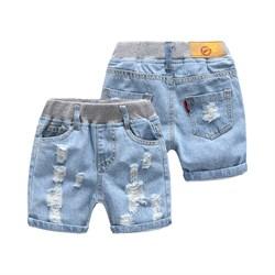 Джинсовые шорты BabyKids Element kz-b086