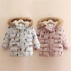 Куртка зимняя BabyKids Element 6856