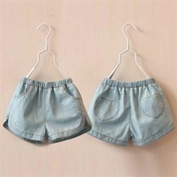 Джинсовые шорты BabyKids Element 6379