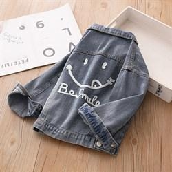 Джинсовая куртка BabyKids Element 9495