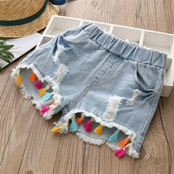 Джинсовые шорты BabyKids Element kz-b180