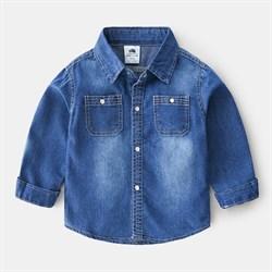 Джинсовая рубашка  BabyKids Element a667