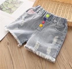 Джинсовые шорты BabyKids Element d115