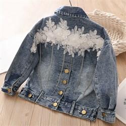 Джинсовая куртка BabyKids Element a049
