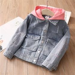 Джинсовая куртка BabyKids Element a211
