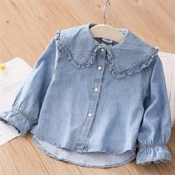 Джинсовая рубашка BabyKids Element a551