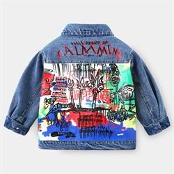 Джинсовая куртка BabyKids Element a163