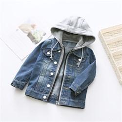 Джинсовая куртка BabyKids Element 6359