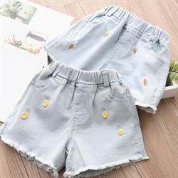 Джинсовые шорты BabyKids Element d956