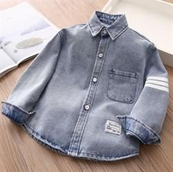Джинсовая рубашка BabyKids Element b616