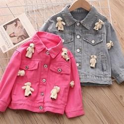 Джинсовая куртка BabyKids Element a813