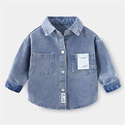 Джинсовая рубашка BabyKids Element b583