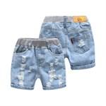 Джинсовые шорты BabyKids Element kz-b086 - фото 11668