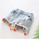 Джинсовые шорты BabyKids Element kz-b180 - фото 15755