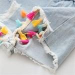 Джинсовые шорты BabyKids Element kz-b180 - фото 15756