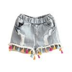 Джинсовые шорты BabyKids Element kz-b180 - фото 15757