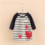 Платье/туника BabyKids Element 8201 - фото 17615