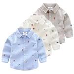 Рубашка BabyKids Element 9261 - фото 19471