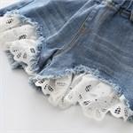Джинсовые шорты BabyKids Element b141 - фото 21456