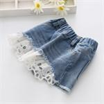 Джинсовые шорты BabyKids Element b141 - фото 21459
