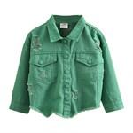 Джинсовая куртка BabyKids Element 8552 - фото 22203