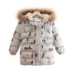 Куртка (ЗИМА) BabyKids Element 6856 - фото 22678