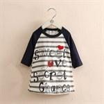 Платье/туника BabyKids Element 8201 - фото 33789