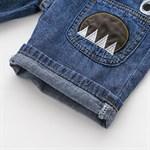 Джинсовые шорты BabyKids Element с106 - фото 40680