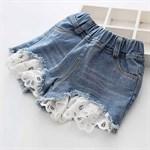 Джинсовые шорты BabyKids Element b141 - фото 45604