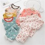 Пижама утепленная BabyKids Element 0522 - фото 49305