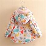 Куртка на флисе BabyKids Element 7991 - фото 52625