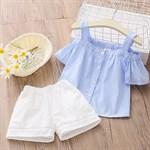 Костюм для девочек BabyKids Element 4011 - фото 64308